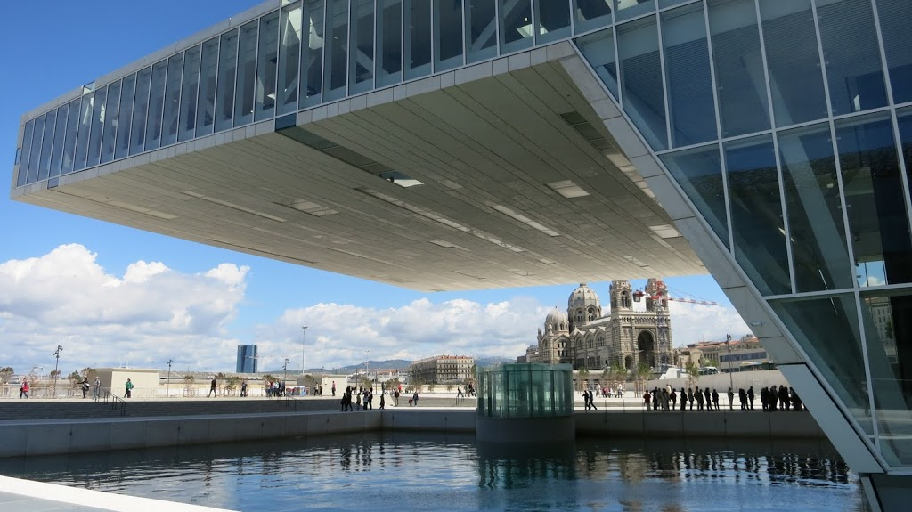 Marseille: New Glass Designs for an Old Port