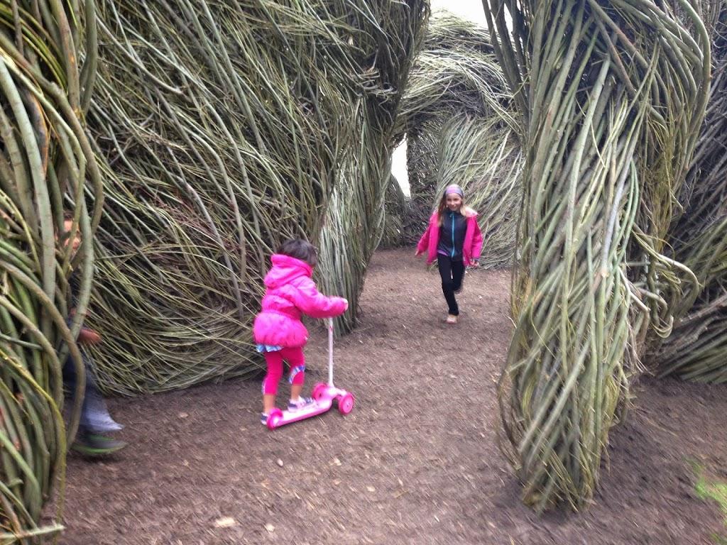 An Environmental Art Playground