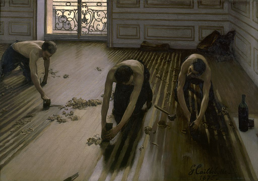 The Floor Scrapers and the Making of Caillebotte's Masterpiece