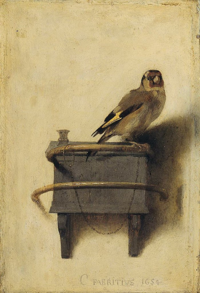 The Goldfinch: Truth in Art and Life