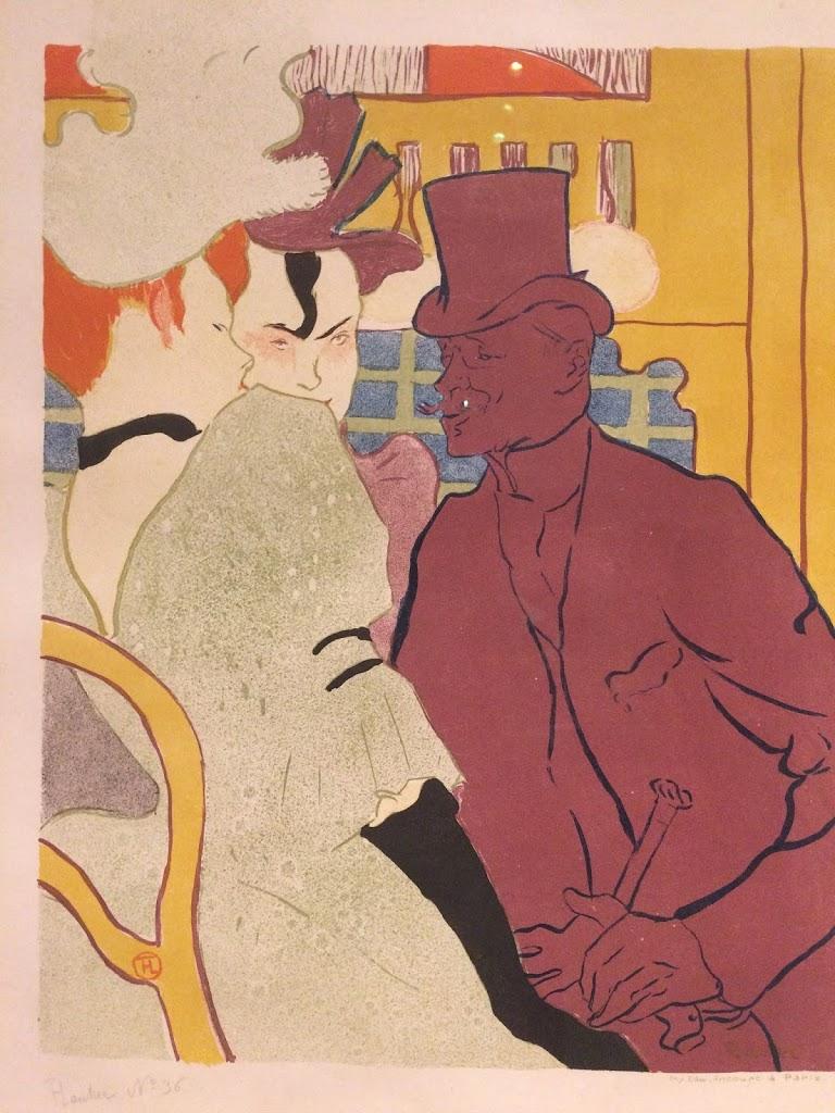 Sensational Line: Toulouse-Lautrec's Graphic Art