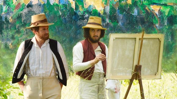 The Friendship of Paul Cézanne and Émile Zola